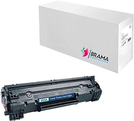 Bramacartuchos - Cartucho Reciclado HP LaserJet CE285A M121nf ...