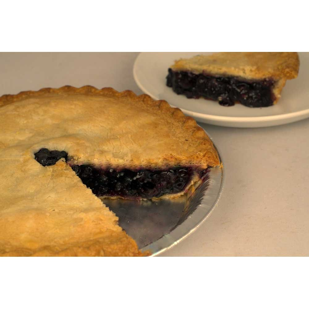 Foxtail Foods Gourment No Sugar Added Blueberry Slurry Pie, 46 Ounce - 6 per case.