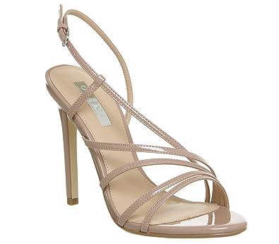 8fb4f57c97 Office Hamsa Strappy Heels: Amazon.co.uk: Shoes & Bags
