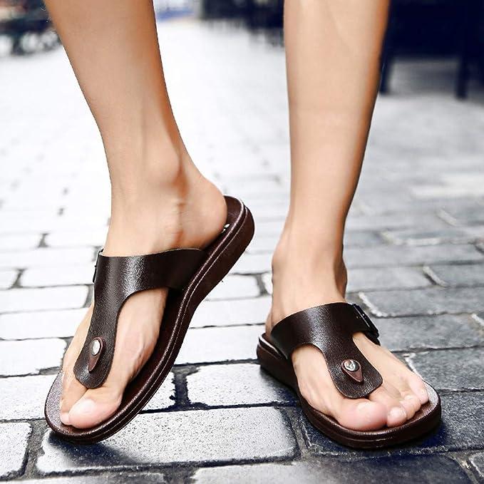 ... para Hombre,YiYLunneo Chanclas para Zapatos De Verano Los Sandalias Colores Mezclados Zapatilla Chanclas Interiores Casual: Amazon.es: Ropa y accesorios