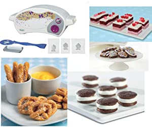 Easy Bake Ultimate Oven Baking Star Series with 3 Extra Refill Packs