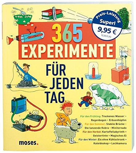 Price comparison product image 365 Experimente für jeden Tag