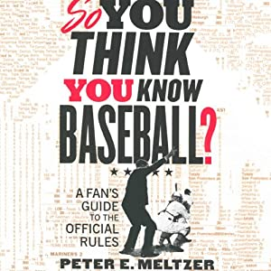 So You Think You Know Baseball? Audiobook