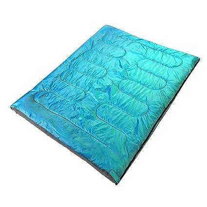 ZXQZ Saco de dormir del sobre/saco de dormir doble/saco de dormir rectangular