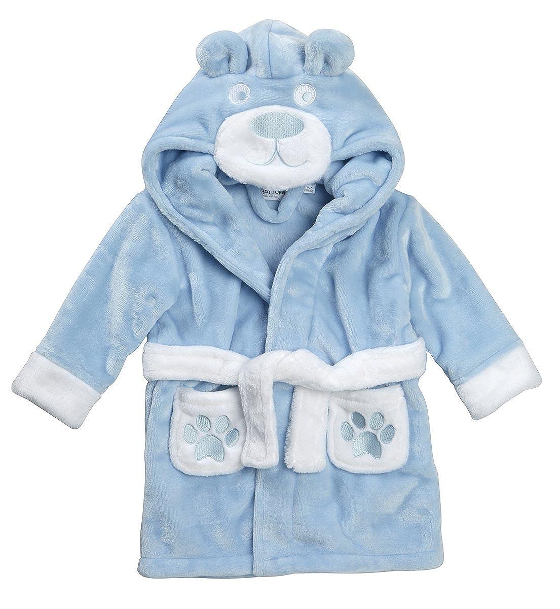 Bebé Niños Suave Oso De Peluche–Robe BabyTown