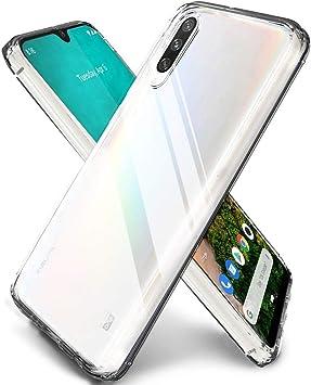 QHOHQ Funda para Xiaomi Mi A3,Carcasa Xiaomi Mi A3 Fundas Silicona ...