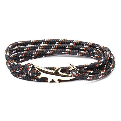 recherche de liquidation éclatant nouveaux produits chauds Amazon.com : JJDSL Bracelets Viking Bracelets for Men ...