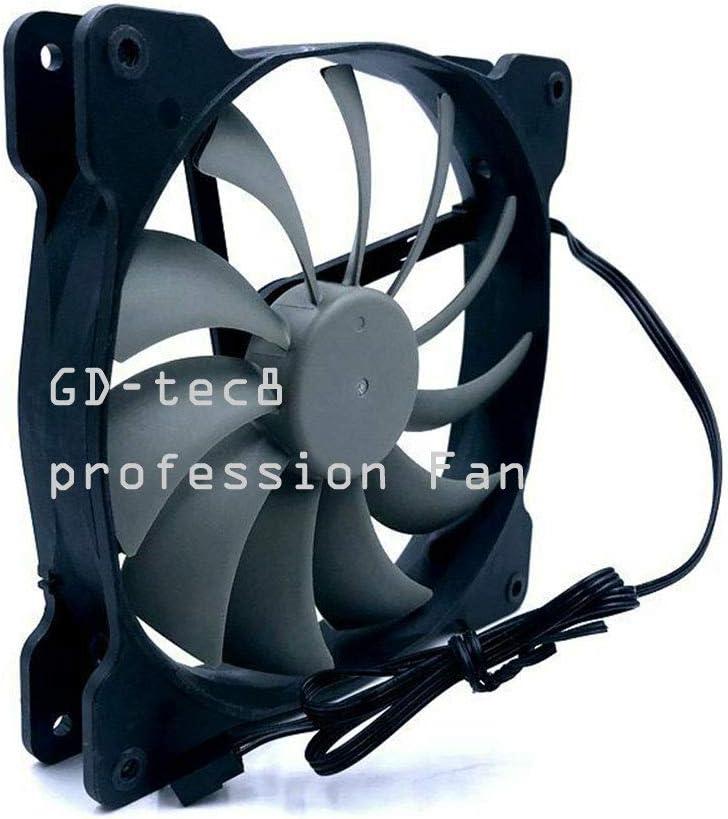 A1425L12S-2 140mm Fan Quiet Cooling Fan 14014025mm DC12V 0.30A 14cm Fan