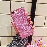 Best IKASEFU Iphone 6 Case Purples - IKASEFU Flash Powder Back Shockproof Luxury Sleek Glitter Review