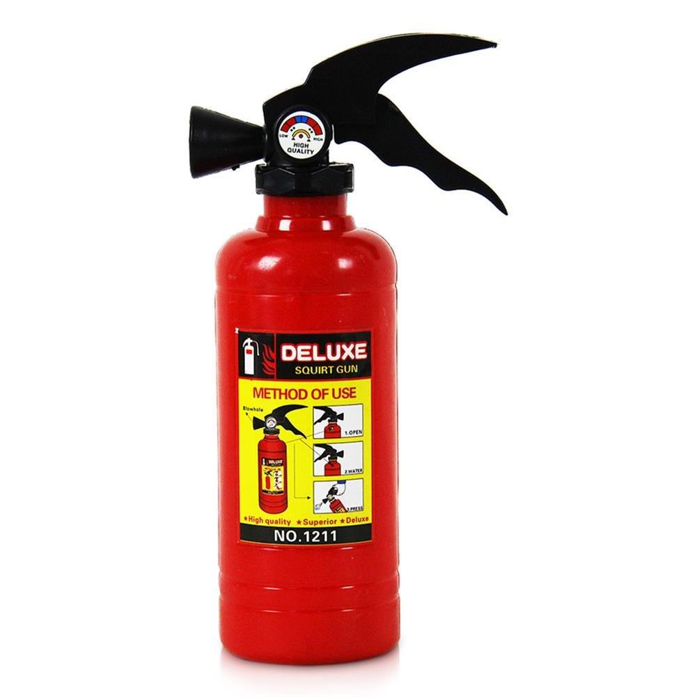 36 x HC-Handel 916225 Wasserspritze Wasser Spritzer Wasserspritze Feuerlöscher Wasserpistole - 18 cm