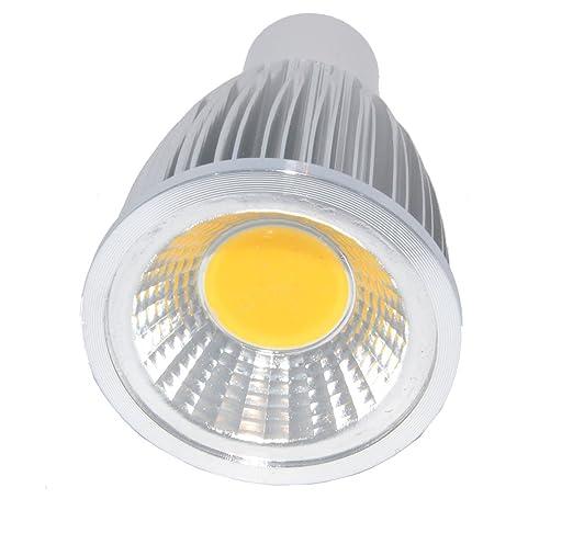 Bombilla LED, 120º, GU10, 12W, 220 Volts, 1050 Lum. Blanco