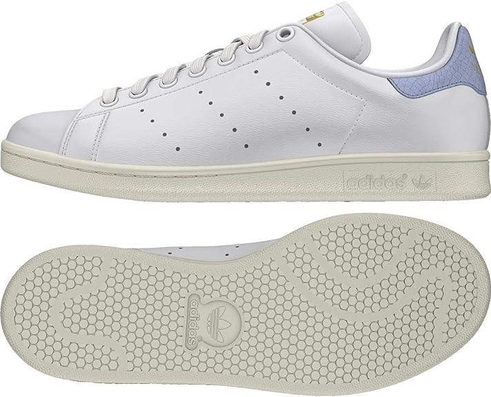 Adidas Stan Smith W, Zapatillas de Deporte para Mujer