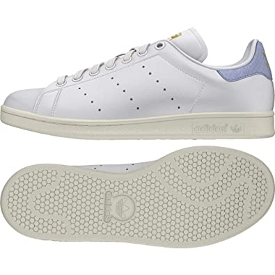 adidas Stan Smith W, Chaussures de Fitness Femme, Blanc ...