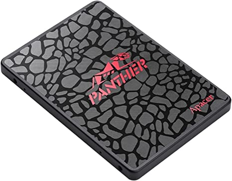 Apacer AS350 Panther - Disco Duro SSD SATA3, Color Negro: Apacer ...