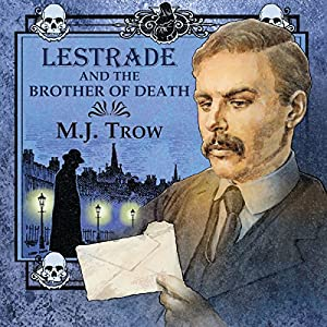 Lestrade and the Brother of Death Audiobook