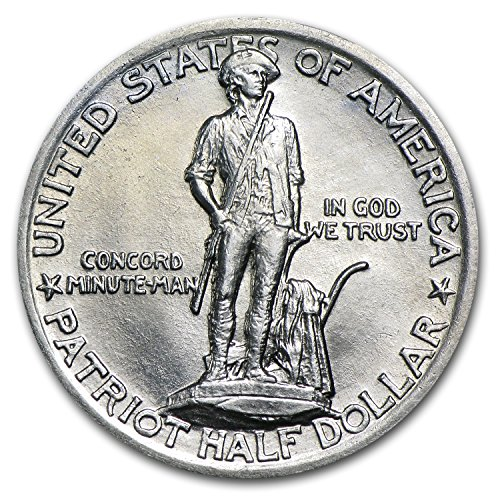 1925-lexington-concord-sesquicentennial-half-au-silver-about-uncirculated