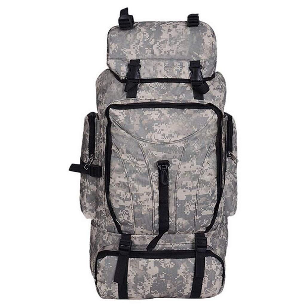 CGF- 内部フレーム バックパック 旅行 ハイキング バックパック デイパック 軽量 防水 60L ポータブル キャンプ ナップサック 超軽量 アウトドア スポーツ キャンプ ピクニック 男性 女性 バッグ CGF- Internal Frame Backpacks  A B07PZVSPKB