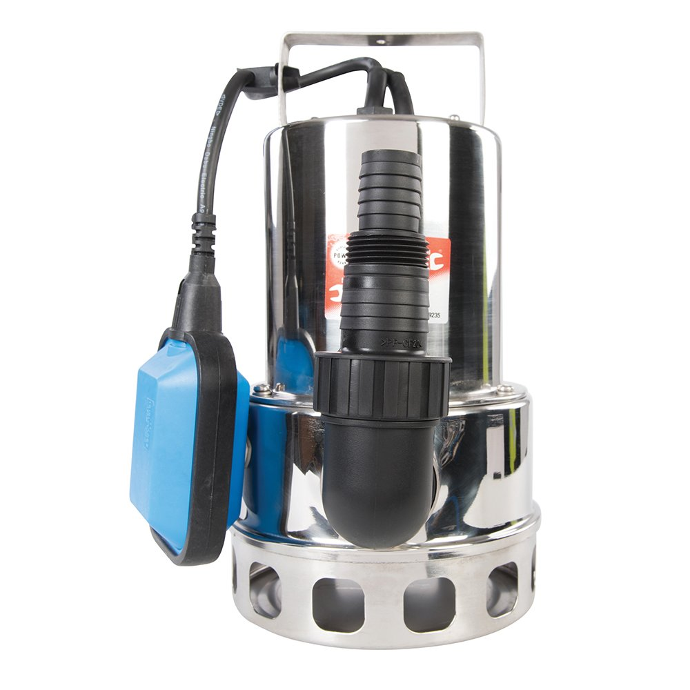 9600 litri//h Pompa sommersa per acque scure Silverline 869235