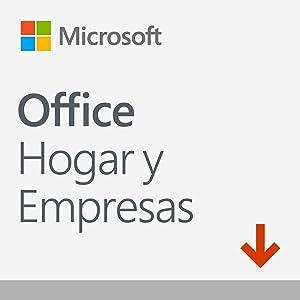 Office Hogar y Empresas 2019 | Todas las aplicaciones de Office 2019 para 1 PC/MAC