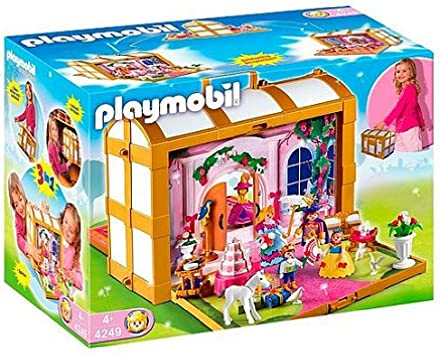 PLAYMOBIL Take Along Princess Birthday Play Set