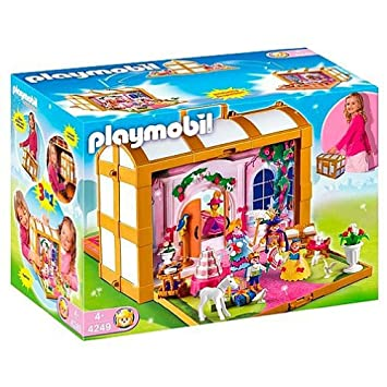 Playmobil 626096 - Princesas Cofre Maletín: Amazon.es ...
