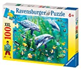 Ravensburger Dolphin Trio - 100 Pieces Puzzle