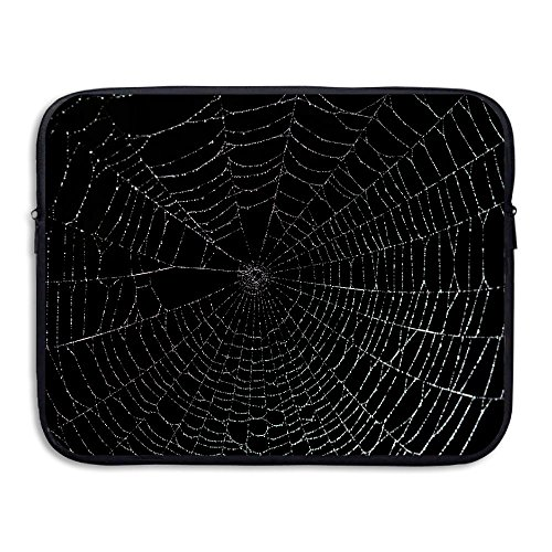 Computer Liner Bag Spider Web Abstract Psychedelic Science Chemistry Laptop Bag Liner Bag Laptop Computer Sleeve 13 Inch Tablet Case Computer Accessories For Macbook Air - Gin Web