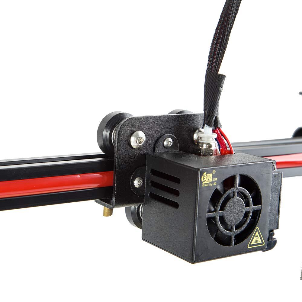 Comgrow aluminum estrusione Trim for cr-10/10s Ender 3/3D Printer Generic estrusione telaio Trim Blue
