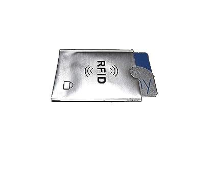 Deet® UK Stock - Cartera de seguridad RFID bloqueo. Pantalla ...