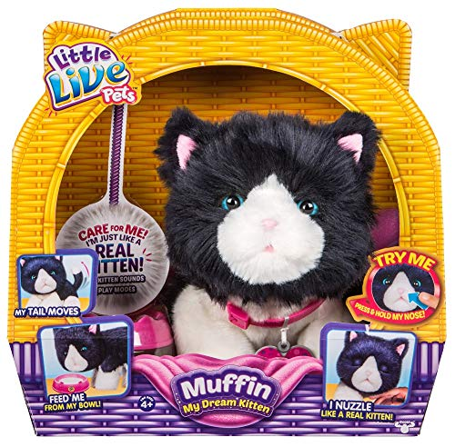 Little Live Pets Muffin My Dream Kitten by Little Live Pets (Image #1)