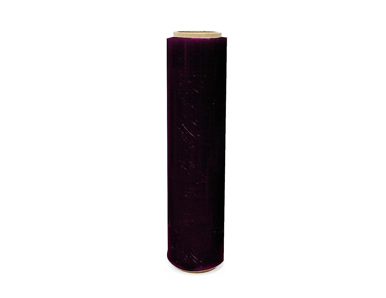 Absolute USA Single Original Roll Black Plastic Film Pallet Shrink Wrap 18 x 1500 sq. ft. (SW181B) Absolute USA Inc.