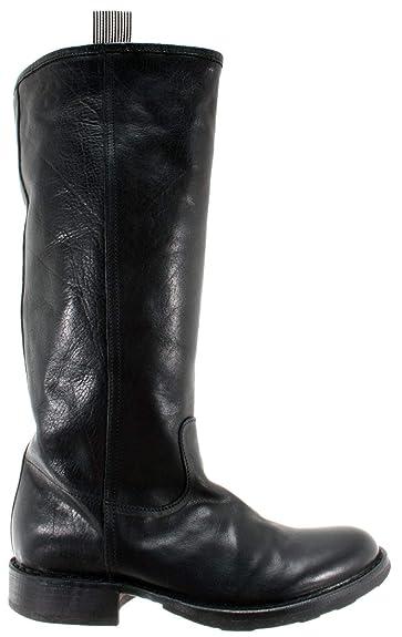 ef1798607cc71c FIORENTINI + BAKER Damen Schuhe Stiefel Boots 7460-18 Cusna Nero Schwarz  Italy