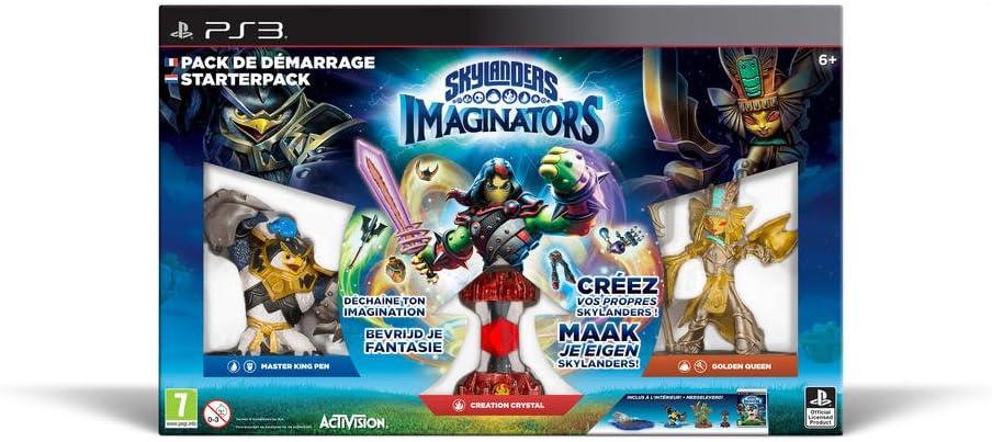SKYLANDERS IMAGINATORS ( STARTER PACK ) : Playstation 3 , ML