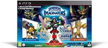 SKYLANDERS IMAGINATORS (STARTER PACK)  : Playstation 3 , ML: Amazon.es: Juguetes y juegos