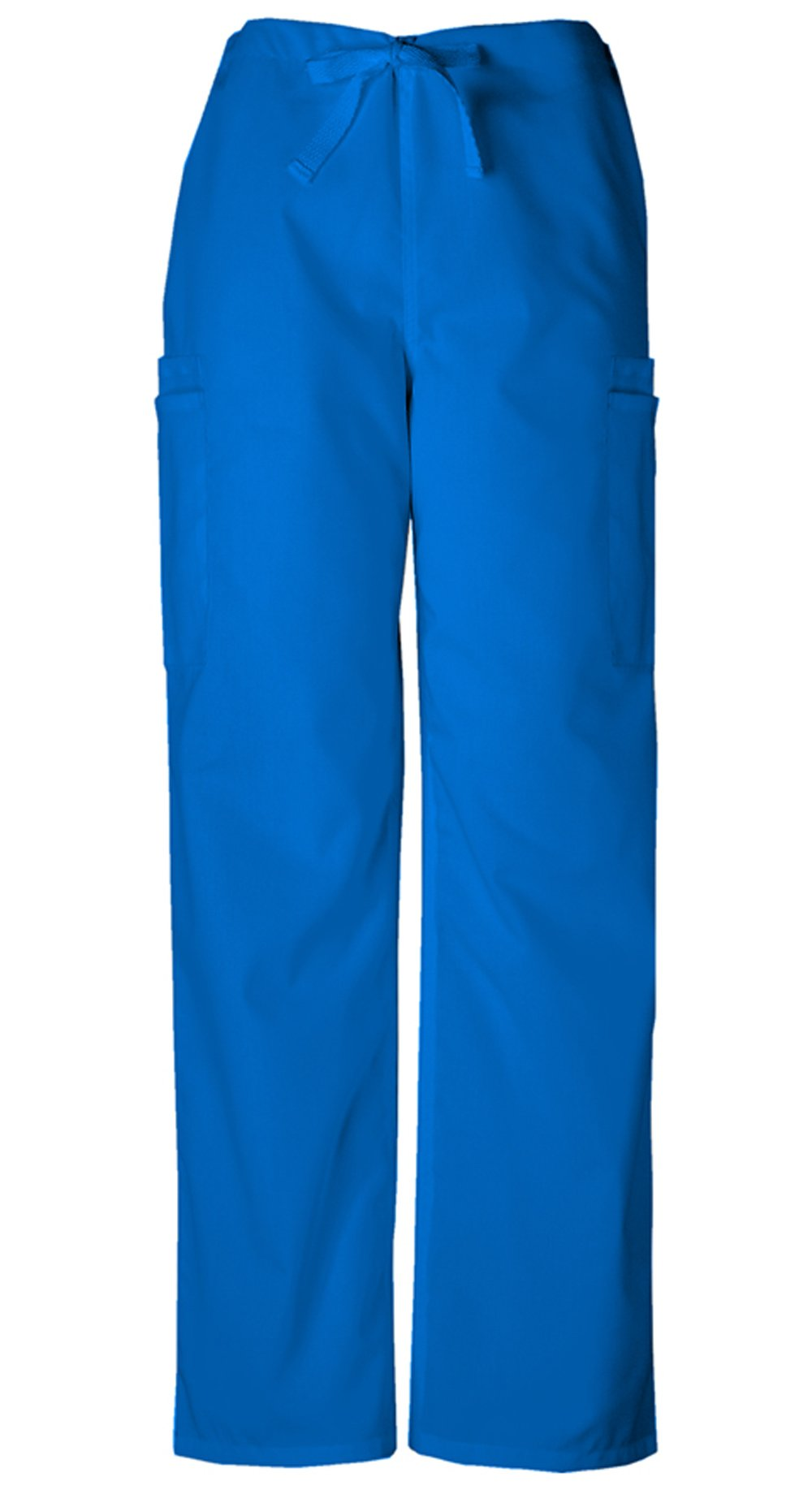 Scrubs - Cherokee Authentic Workwear Unisex 7 Pocket Cargo Pant (Royal, XL)