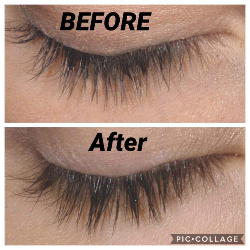 LashesMD Eyelash Growth Serum & Eyelash Conditioner for Naturally Fuller Looking Eyelashes and Eyebrows In As Little As Four Weeks by LashesMD (Image #1)