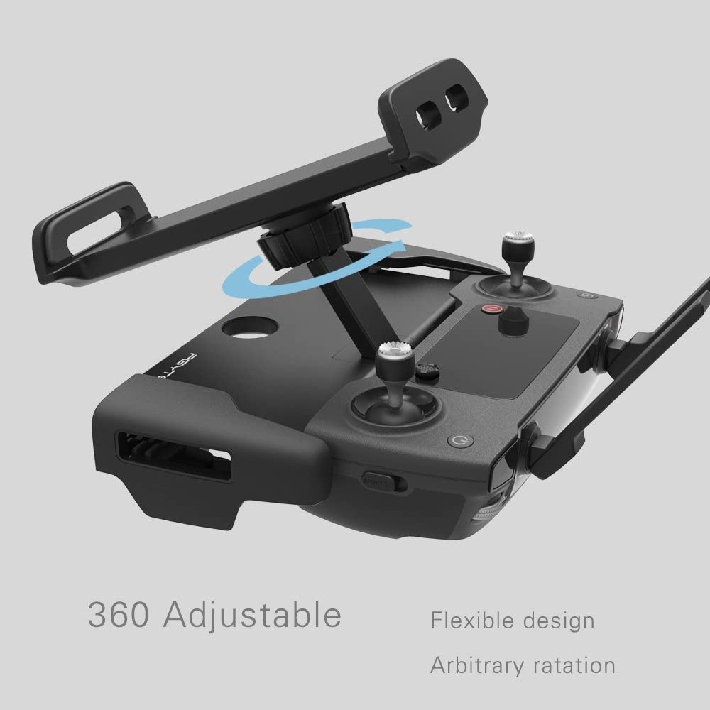 PGYTECH remote control Accessories 7-10 Pad Mobile Phone Holder aluminum Flat Bracket tablte stander Parts for DJI Mavic Pro Spark