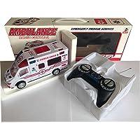 Işıklı, Sesli Uzaktan Kumandalı Full Fonksiyon Ambulans