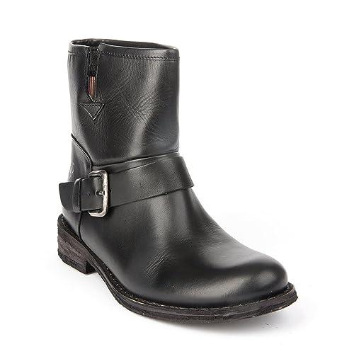 Felmini - Zapatos para Mujer - Enamorarse con Gredo 9216 - Botines Cowboy & Biker -