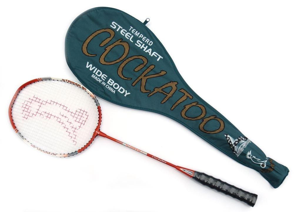 Cockatooワイドボディバドミントンラケット – Striker (グリーン) B00IIW8YF0
