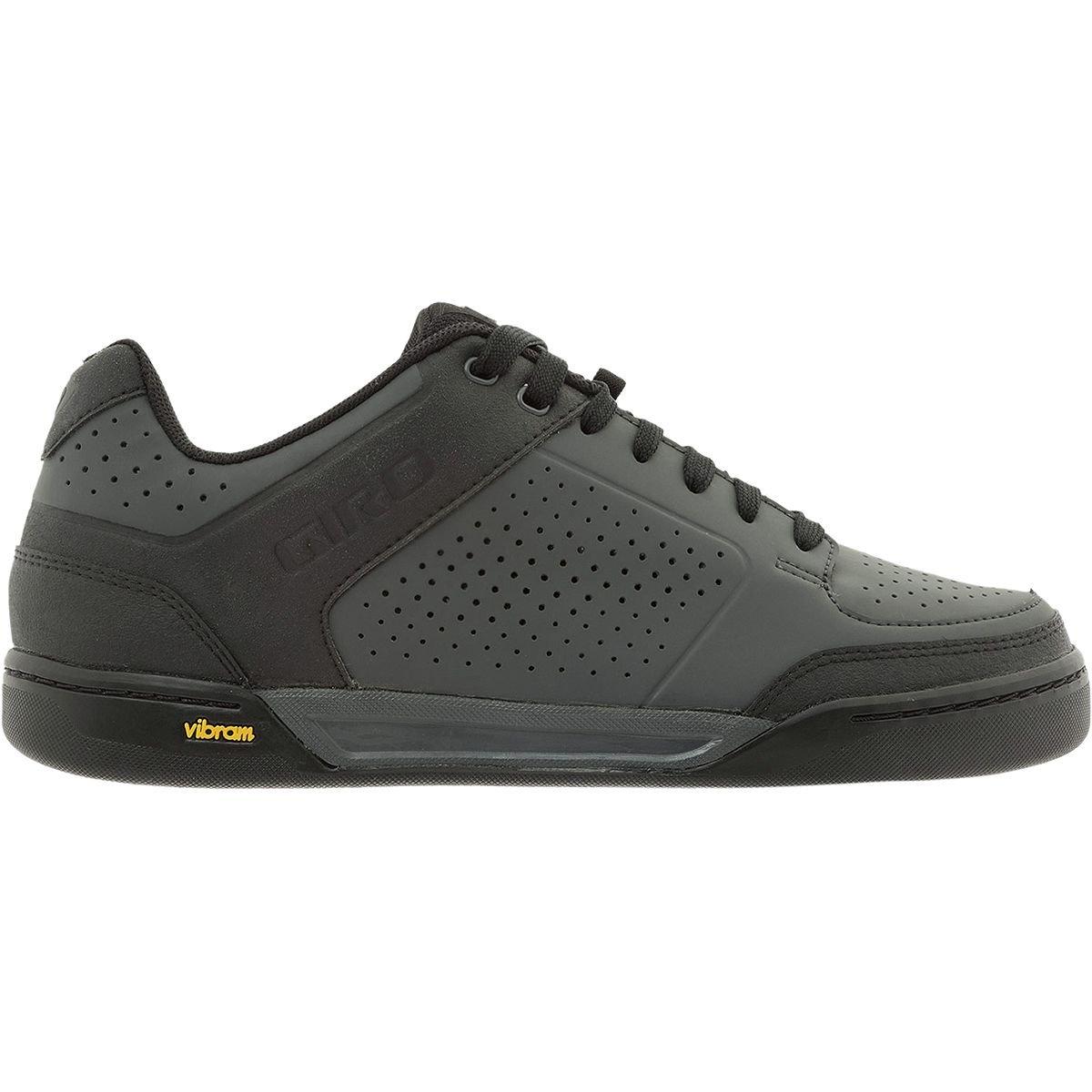 Giro Riddance Cycling Shoe - Men's B07CN5V3M2 45|Dark Shadow/Black