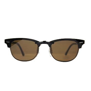 ray ban clubmaster glasses frames  custom polarized clip on sunglasses for ray ban clubmaster rb5154 49x21 5154(no