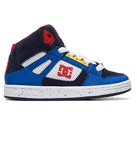 DC Shoes Pure High SE - Zapatillas Altas para Niños ADBS100244: DC Shoes: Amazon.es: Zapatos y complementos