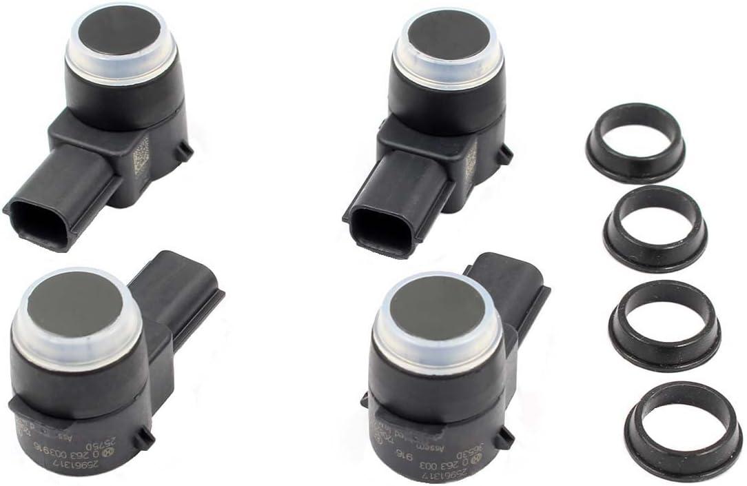 4PCS//Lot AUTOS-FAMILY PDC Parking Sensor 15239247 25961317 25961321 25962147 For GM Chevrolet Cadillac Buick GMC Saturn