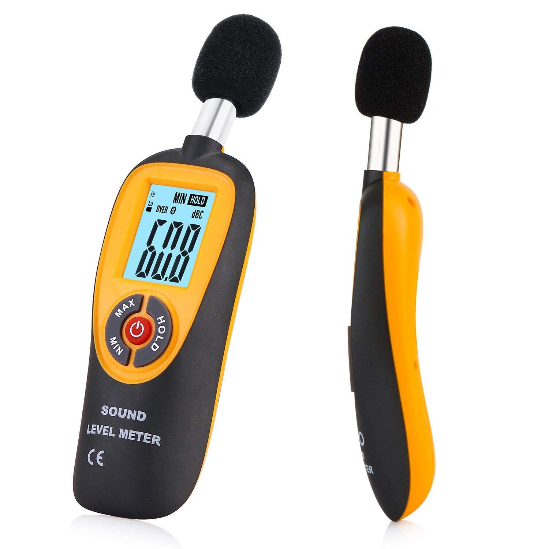 URPRO Decibel Meter, Digital Sound Level Meter