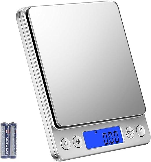 Digitale Küchenwaage Haushaltswaage Grammwaage Küche Kitchen Scale elektronisch