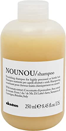 Davines NOUNOU Nourishing Illuminating Shampoo For Color-Treated Hair, 250 ml