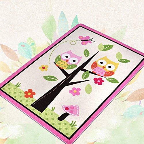 Nursery Rug Amazon: Top 10 Best Nursery Rugs For Girls Owl