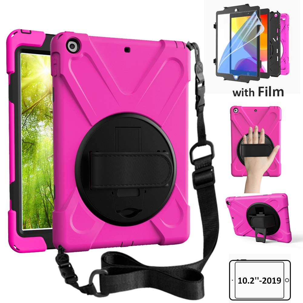 Funda Para iPad 10.2 2019 - iPad 7th, rosa