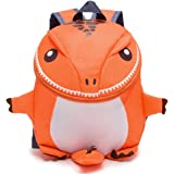 KIKIGOAL Kindergarten Nursey Child Toddler School Bookbag Cute Dinosaur Kids School Backpacks for Girls and Boys